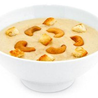Крем-суп с кешью Фото