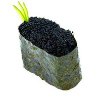 Тобико черная Фото