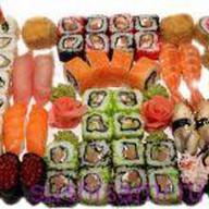 Парад суши Фото