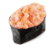 Суши острые с тунцом Фото