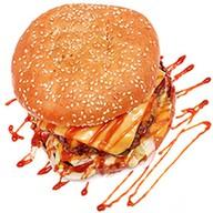 Чизбургер BBQ Фото