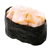 Суши спайс с гребешком Фото