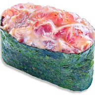 Суши спайс тунец Фото