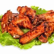 Крылышки в соусе BBQ Фото