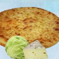 С капустой и сыром Фото