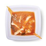 Мисо с лососем и рисом Фото