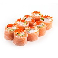 Сашими-ролл с лососем Фото