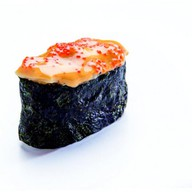Суши запеченные с мидиями Фото
