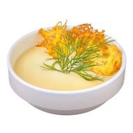Суп сырный с цыпленком Фото
