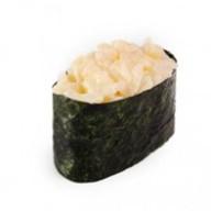 Морской гребешок с сыром Фото