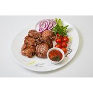 Шашлык из свинины (вырезка) Фото