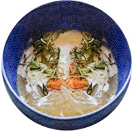 Авторский крем-суп из чечевицы Фото