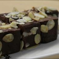 Шоколадный ролл Фото