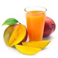 Манго-апельсиновый домашний лимонад Фото