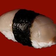 Суши с морским гребешком Фото