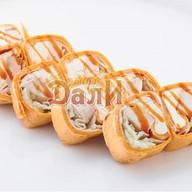 Тортилья с копченой курицей и сыром Фото