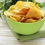 Чипсы картофельные натуральные Фото