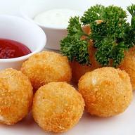 Картофельные крокеты с сыром Фото