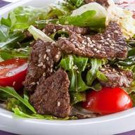 Салат с говядиной Фото