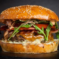 Бургер биг Фото