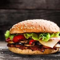 Бургер чили Фото