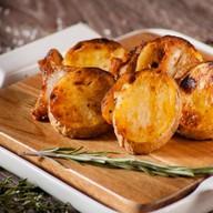 Картошечка на костре Фото