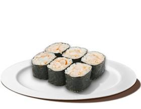 Ролл сливочная креветка - Фото