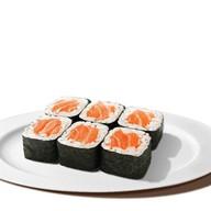Ролл сырный лосось Фото