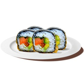 Овощная темпура - Фото