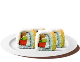 Сливочный с лососем - Фото