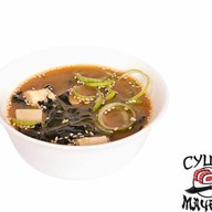 Мисо суп с тофу Фото