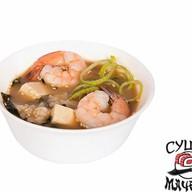 Мисо суп с креветкой Фото