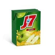Сок пакетированный яблочный Фото