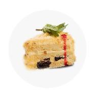 Торт сметанный Фото