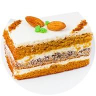 Маково-медовое пирожное Фото