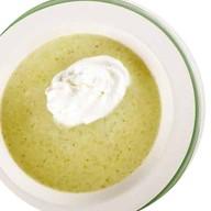 Овощной крем-суп Фото