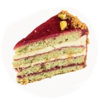 Пирожное фисташковый муслин Фото
