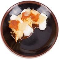 Теплый бисквит с карамелью от Франчески Фото