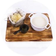 Картофельный крем-суп Фото