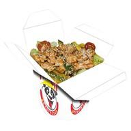 Китайский салат с курицей Фото