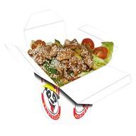 Китайский салат со свининой Фото