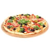 Пицца грибная Фото