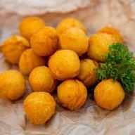 Крокеты картофельные Фото
