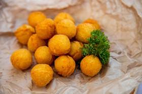 Крокеты картофельные - Фото