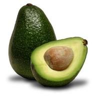 Авокадо 1/4 шт. Фото