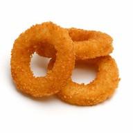 Луковые кольца фри Фото