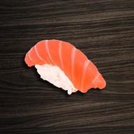 Суши нигири сяке Фото
