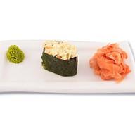 Спайси кани суши Фото