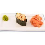 Спайси сяке кунсей суши Фото