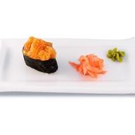 Спайси сяке суши Фото